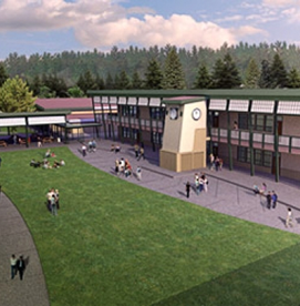 Bogard Construction Commissioned To Manage Construction Plans For San Lorenzo Valley Junior High School