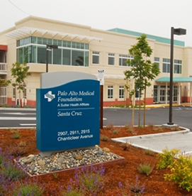 Palo Alto Medical Foundation Aims to Open Medical Office Next Spring