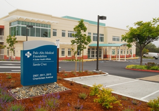 Chanticleer Medical Office Building Exterior