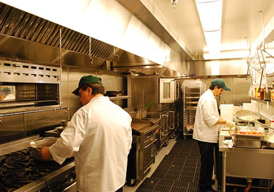 Dominican Oaks Kitchen