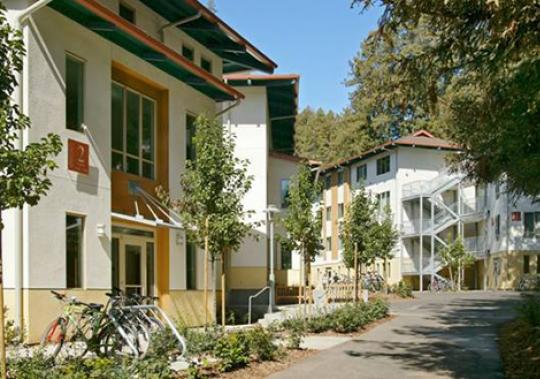 Ucsc Infill Apartment Renovations Project Exterior