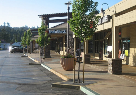 Scotts Valley Shopping Center