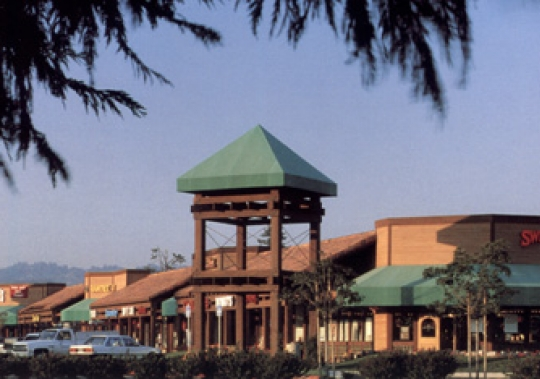 Scotts Valley Square Exterior