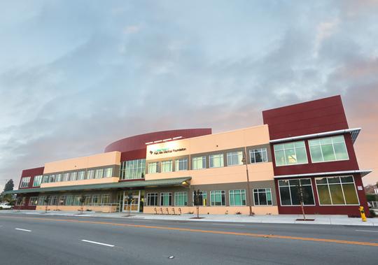 Commercial Crossing Center Sutter Health