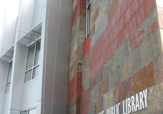 Cambrian Branch Library Exterior
