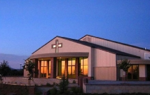 Salinas Valley Community Church Auditorium & Classroom Building Exterior