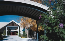 Santa Cruz Bible Church Exterior