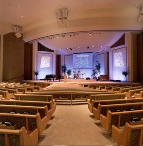 Twin Lakes Church Sanctuary